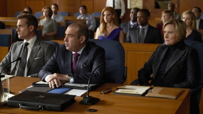 Suits 09x09 : Thunder Away- Seriesaddict